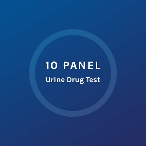 10 Pannel - Urine Drug Test - Colorado Mobile