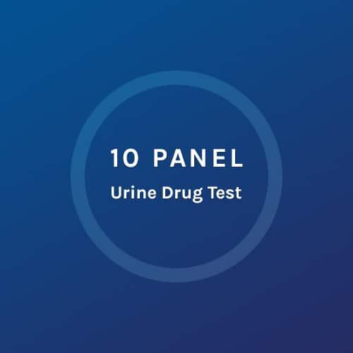 10 Pannel - Urine Drug Test - Colorado Mobile
