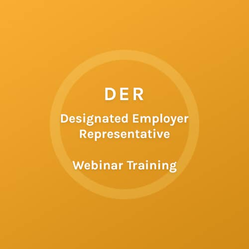 DER - Designed Employer Representative Training - Colorado Mobile