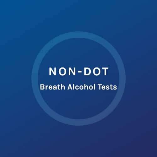 NON-DOT - Breath Alcohol Tests - Colorado Mobile