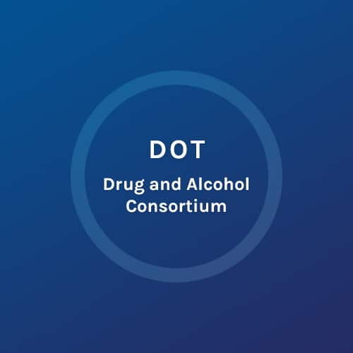 Dot - Drug and Alcohol Consortium